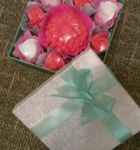 Мыло подарок