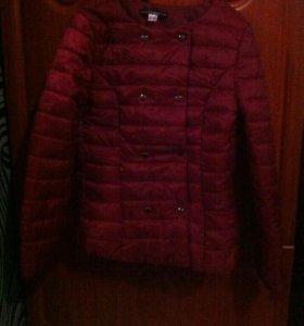 Куртка женская демисезон. Новая