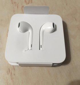 Наушники на iPhone 7. Новые