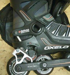 Роликовые коньки Oxelo Diabolo
