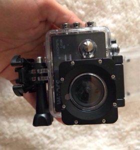 Новая экшн камера sjcam 5000 wifi elite