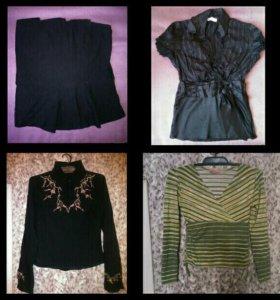 Одежда для девушки 42 р-р