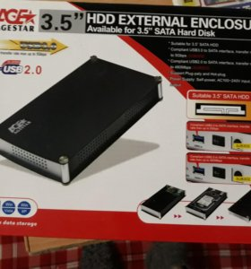 HDD external enclosure