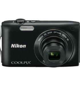 Цифровой фотоаппарат Nikon Coolpix