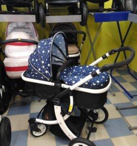 Вингофлай 2в1 новая в упаковке коляска детская