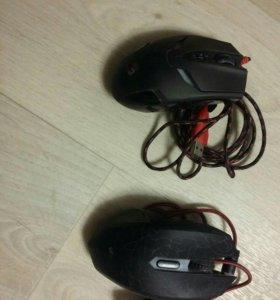 Мышки для компьютера игровые