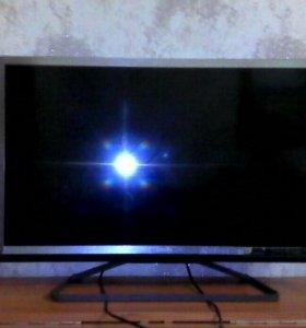 Телевизор Филип 3D на запчасти модель32PFL4805T/60