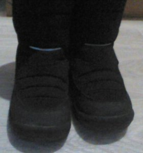 Зимние сапоги 29 размер