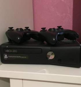 Xbox 360 на 500гб