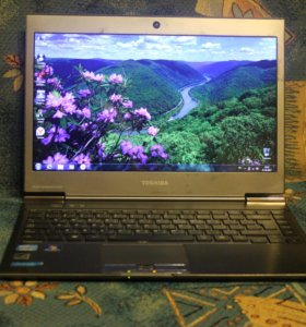 Ультрабук Toshiba Portege Z830 Core i5/ SSD 128Gb