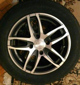 колёса лето 195/60R15