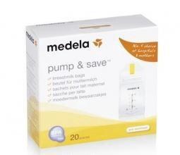 Пакеты для грудного молока Medela
