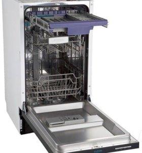 Установка/подключение посудомоечной и стиральной м