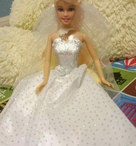 Кукла барби( невеста 👰)