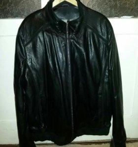 Кожаная куртка из Турции.