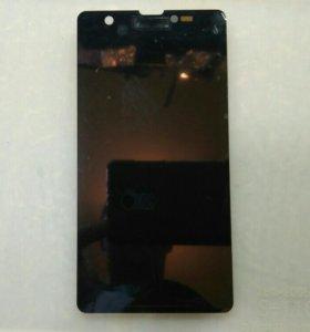 Дисплей Sony ZR
