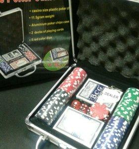 Набор для покера (новый)