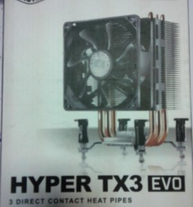 Кулер универсальный Hyper TX3 EVO Cooler Master