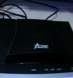 Модем Acorp Sprinter LAN120M