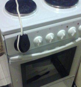 Электрическая плита,новая