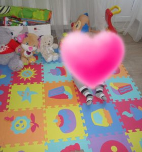 Новый детский коврик