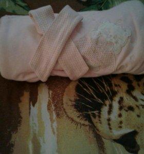 Конверт одеяло в хорошем состоянии от 0