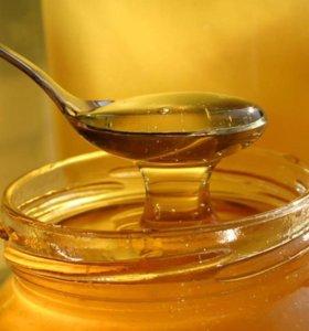 Настоящий Алтайский мёд разнотравье.