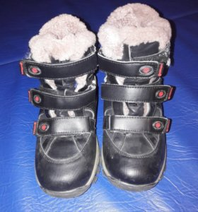 Ботинки зимние 34р