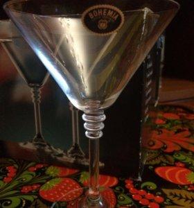 Бокалы для мартини Bohemia