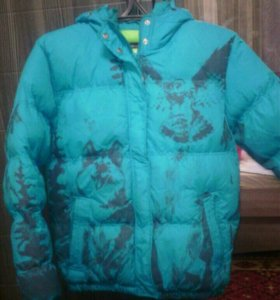 Куртка зимняя 48-50 р.