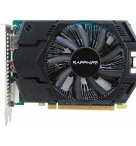 Видеокарта AMD R7 250 1Gb