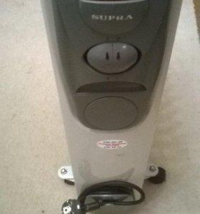 Масляный радиатор, обогреватель.
