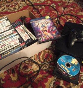 Xbox original прошитый