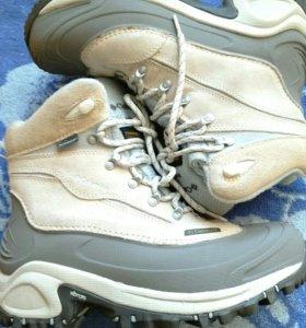 Зимние ботинки Columbia, 39р.
