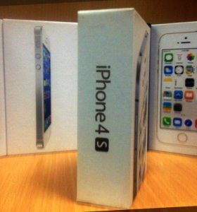 iPhone 4s 16Gb Gold