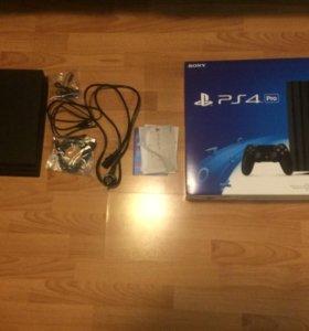 Продаю PS4 Pro с Играми