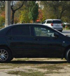 Toyota Corolla 2005г 157к пробег