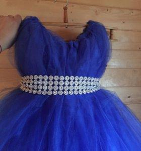 Аренда пышного платья