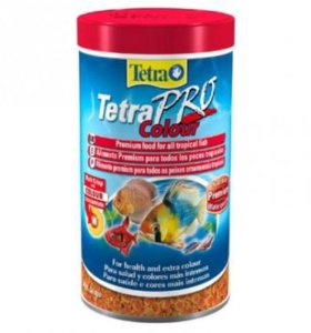 Корм для улучшения окраски Tetra PRO Colour