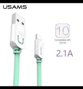 Кабель зарядки для iPhone 5,6,7,8
