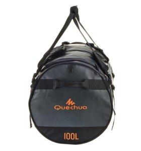 Сумка Quechua для трекинга 100л