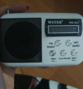 Мини радио и usb