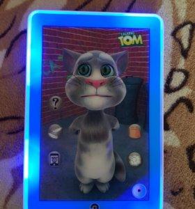 3D планшет «Кот Том» - это интерактивная игрушка