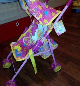 Новая коляска для кукол Винкс