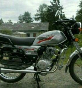 Мотоцикл Stels 200