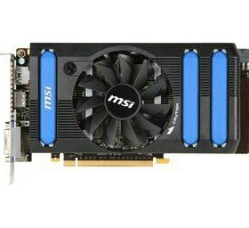 Видеокарта MSI geforce GTX660