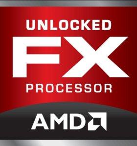 Игровой  AMD FX-8350 4.2Mhz / 16GB / GTX1060 6GB