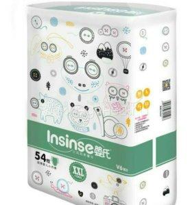 Подгузники-трусики INSINSE 15+ кг (54 шт)