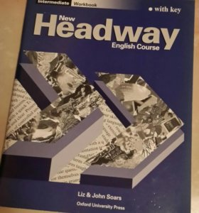 Headway Intermadiate with key