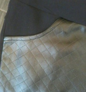 Новые теплые леггинсы  с начёсом48р